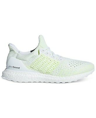 the latest 49aae 439d6 NEW Adidas Men's UltraBOOST ULTRA BOOST Clima Running Shoes AQ0481 White  Yellow | eBay