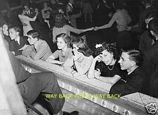 1942 GET AQUAINTED DANCE FOR NEW HAMILTON WATCH CO. EMPLOYEES, LANCASTER 5 by 7
