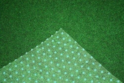 Rasenteppich Kunstrasen Premium grün 400x280 cm