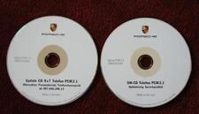 Porsche PCM 2.1 Telefon Update CDs diverse Updates auch für das PCM 2 verfügbar