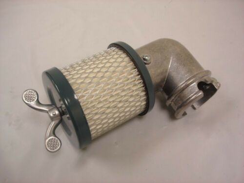 1928 - 1931 Ford Model A Pickup Truck Air Maze Cleaner Kit + NEW Paper Filter