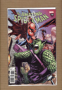 AMAZING-SPIDERMAN-798-HUMBERTO-RAMOS-CONNECTING-VARIANT-1st-Full-RED-GOBLIN-NM