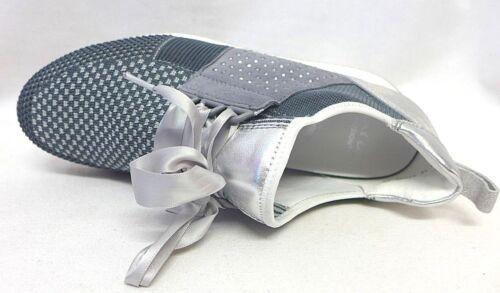 34036 Schleifen Größe Sneaker 37 Schnürhalbschuhe Seiden Damen Grau Ara Mesh zGVLqjSMUp