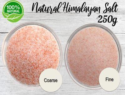 Supply Himalayan Salt Bath Foot Soak 100% All Natural Organic 250g Bath Salts Spas, Baths & Supplies