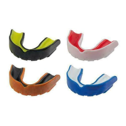 Safegard Gel Mouth Guard Rugby MMA Boxing Hockey Gum Shield