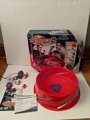 BEYBLADE Metal Fusion Super Vortex Battle Set   eBay