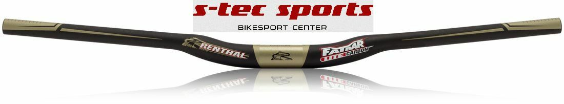 RENTHAL Fatbar Lite Carbon Riser , Mountain Fahrrad Lenker , Carbon