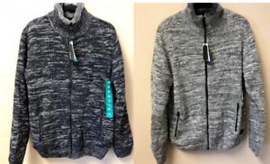 NEW-Buffalo-Men-039-s-Super-Soft-Sherpa-Lined-Full-Zip-Jackets-Variety
