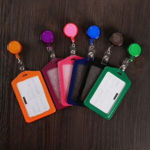 Tag-Worker-No-Zipper-ID-Card-Holder-Office-Supplies-Badge-Case-Protective-Shell