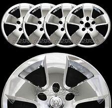 "4 CHROME 09-12 Dodge Ram 1500 20"" Wheel Skins Hub Caps 5 Spoke Alloy Rim Covers"