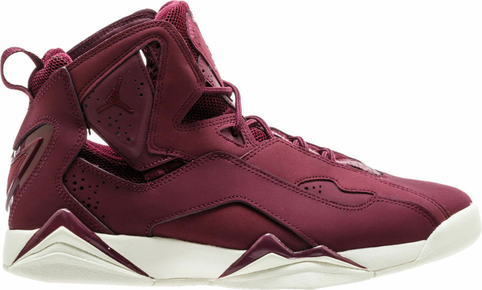New hommes Air Jordan True FlightChaussures(342964-625)Bordeaux//Bordeaux-Sail