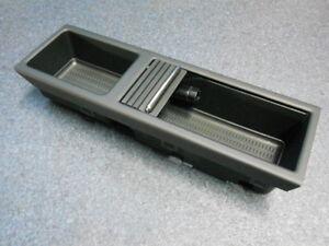 orig. BMW E46 Ablagefach mit Rollo für Mittelkonsole - - NEU - -