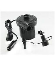 Yellowstone 12V Electric Air Pump Car Lighter Inflates Deflates In Case CA1176