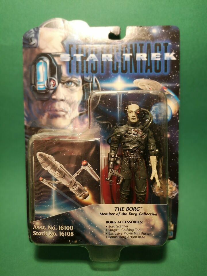 Star Trek - THE BORG, Kenner