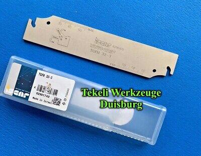 10 x ISCAR Wendeschneidplatten GIQR 11-1.20-0.05 IC528 carbid inserts