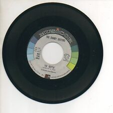 THE DARBY SISTERS 45 RPM Record DON'T LET IT END / YA' GOTTA' Teen Pop EXCELLENT