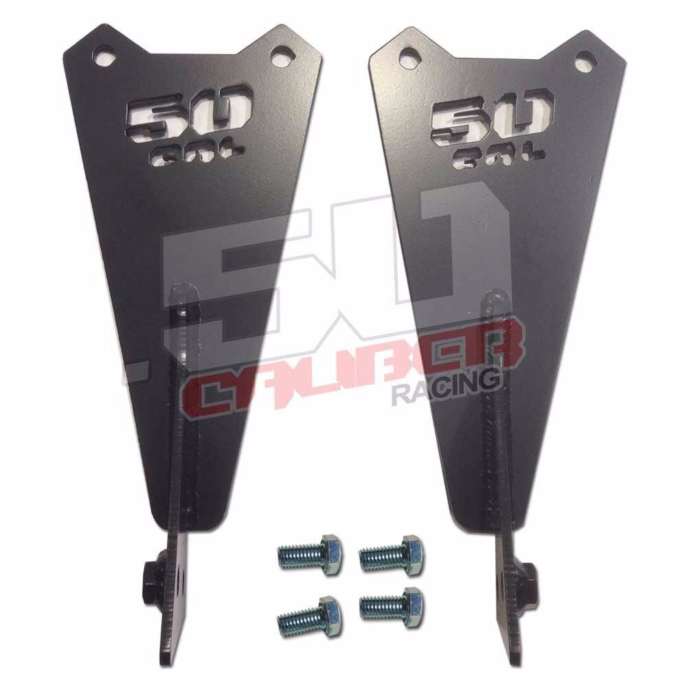 Safety Harness Mounting Brackets for 2015 Can-am Maverick TURBO w/ 4 point Belt
