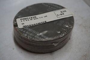 25-new-PREMIUM-TOOLS-amp-ABRASIVES-4-034-x-5-8-034-RF-Sanding-Discs-T-C-120-Grit-Canada