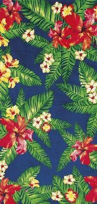 30x60 Floral Stripes Velour Beach Towel 100/%Cotton