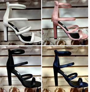 Qupid Strap Sandal Dress Heel #Hurst16