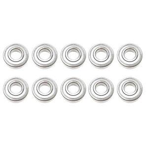 10x 625 ZZ Metal Sealed Deep Groove Ball Bearings 5x16x5 mm