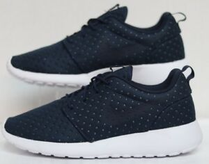 sports shoes 228b9 04a4a Details about Nike Roshe One SE Obsidian/Obsidian-Wolf Grey 844687-400 Men  Size's