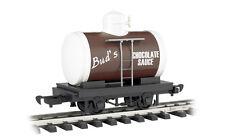 BACHMANN G SCALE 98088 Lil Big Hauler TANK CAR  Buds Chocolate Sauce NEW