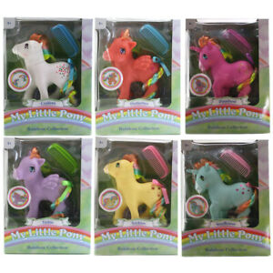 My-Little-Pony-1983-Collection-Rainbow-Pony-Figure-CHOICE-OF-CHARACTER