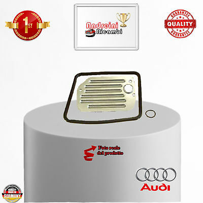 Brillante Kit Filtro Cambio Automatico Audi A8 2.8 128kw Dal1994-1996 1002
