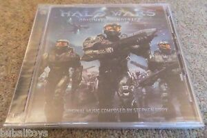 Stephen-Rippy-Halo-Wars-2009-Video-Game-Soundtrack-CD-NEW-SEALED-XBOX-360
