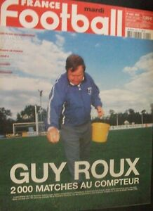 FRANCE-FOOTBALL-No-2944-du-10-09-2002-GUY-ROUX-AUXERRE
