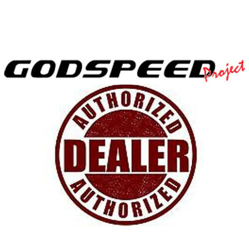 FOR FORD MUSTANG 2015-19 GODSPEED MAXX DAMPER COILOVERS CAMBER PLATE SUSPENSION