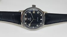 RARE 1966 OMEGA SEAMASTER BLACK DIAL DATE AUTO CAL:562 MAN'S WATCH