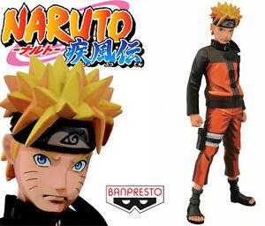 Pièce maîtresse d'étoiles The Naruto Shippuden Uzumaki Manga Dimension Banpresto # 1
