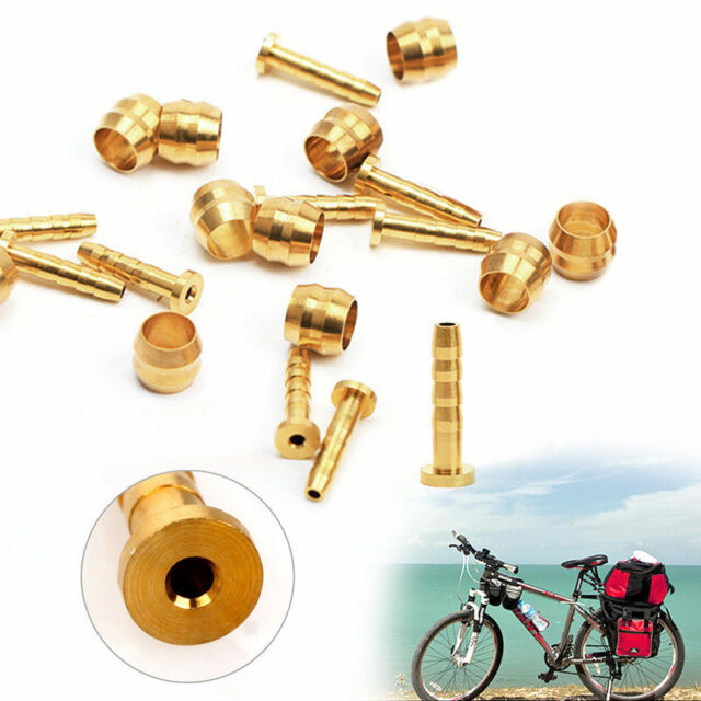 10Pair Bicycle Bike Olive Connector Insert For SHIMANO BH90 Hydraulic Brake Hose
