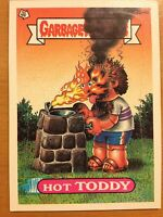Garbage Pail Kids GPK Original Series 10 #384b Hot Toddy NrMint-MINT