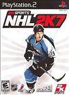 NHL 2K7 (Sony PlayStation 2, 2006)