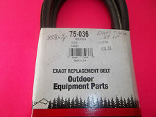 SCAG POWER EQUIPMENT A48083 made with Kevlar Replacement Belt