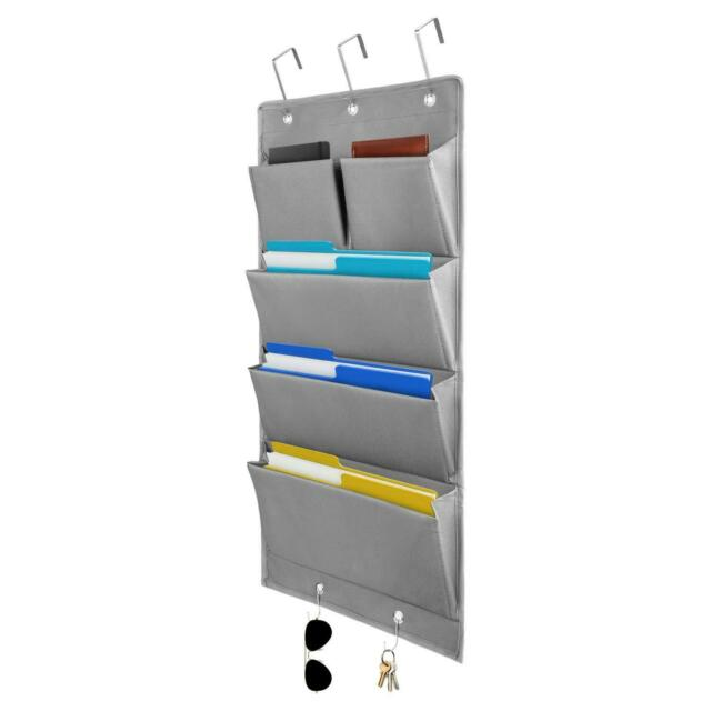 Hanging Wall Organizer Hangs Over The