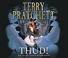Thud!: (Discworld Novel 34) by Terry Pratchett (CD-Audio, 2005)