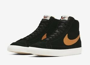 Nike Blazer 77 Mid Vintage Black/Amber