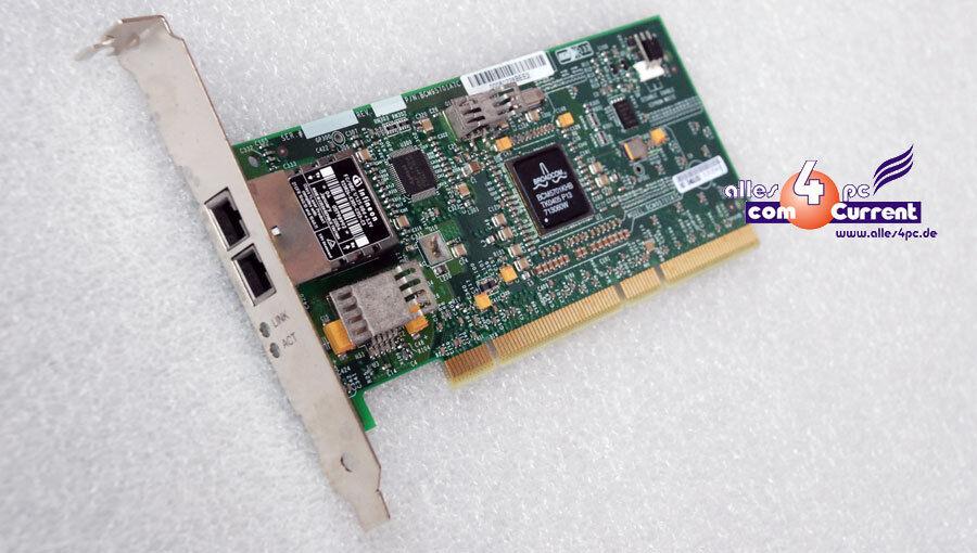 HP Proliant Fiber Channel Network Card 1000SX Pcix NC6770 NNB113 BCM95701A7C
