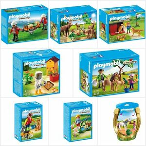 Nye PLAYMOBIL COUNTRY SERIES ASSORTMENT | eBay TY-14