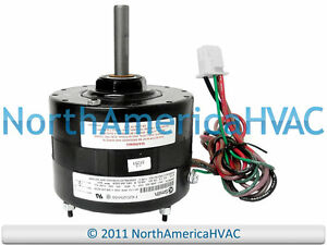 OEM-A-O-Smith-York-Coleman-Luxaire-1-12-HP-Condenser-FAN-MOTOR-230v-F42C68A48