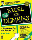 Excel For Dummies by Greg Harvey (Paperback, 1994)