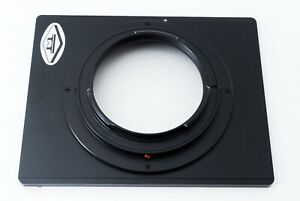 Super Rare and beautiful MIZUTANI Linhof board adapter for Pentax 67 Mizutani