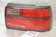 1988-1992 Toyota Corolla Sedan Right Pass oem tail light 54 5G3