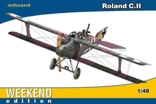 II weekenbd Edition interrompu Nouveau 1:48 Eduard 8445 Roland C