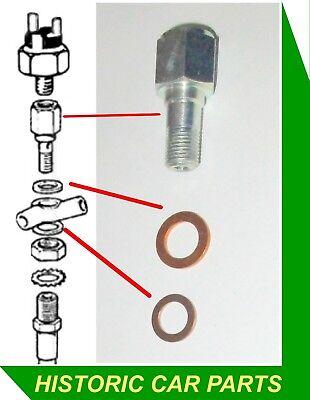 CLASSIC MINI BRAKE//CLUTCH BANJO BOLT COPPER WASHER 3H550 AUSTIN MORRIS BC17