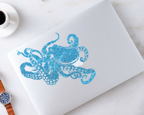Octopus Vinyl Decal Sticker for Macbook Laptop Car Wall 89